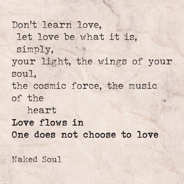 Naked Soul The Erotic Love Poems