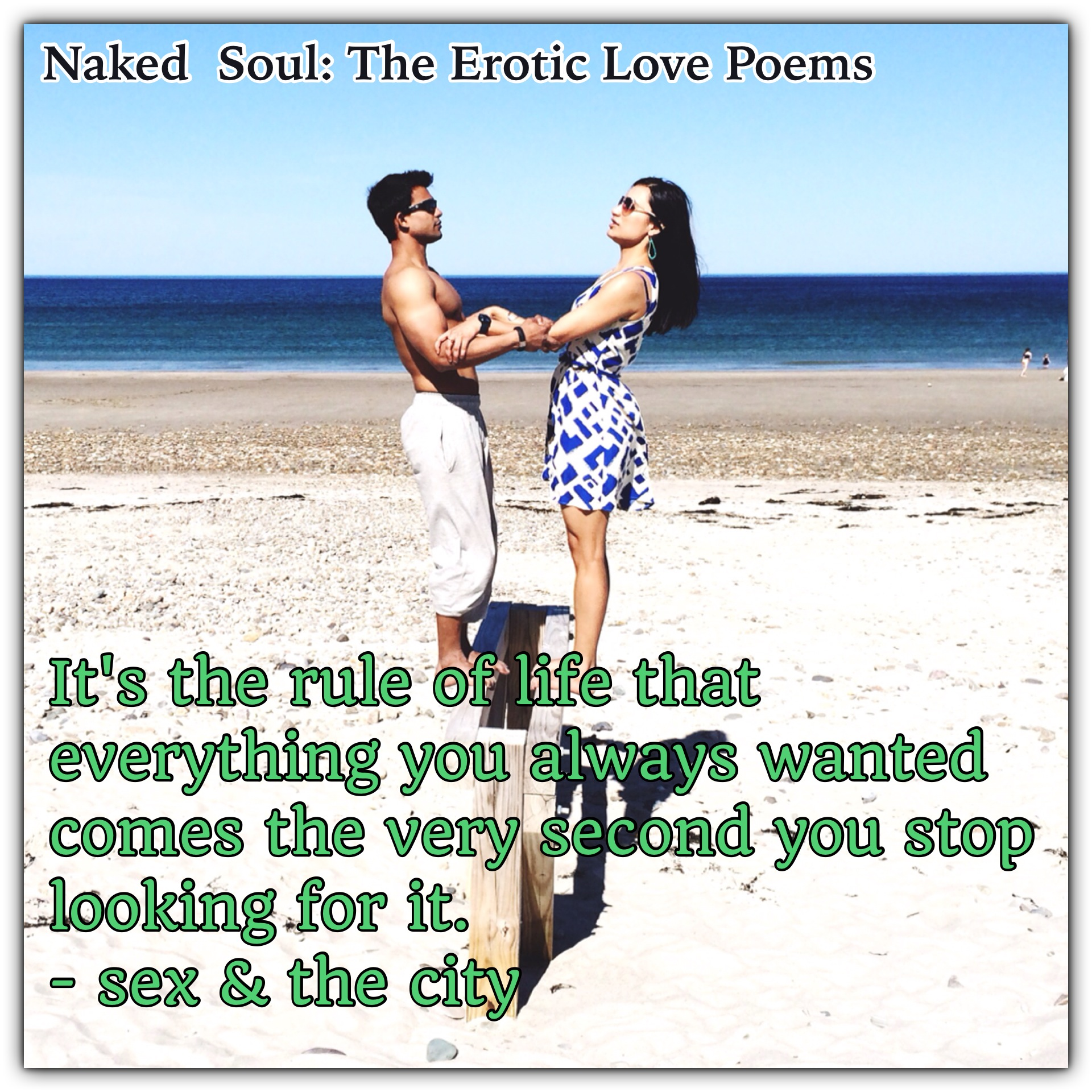 From the Naked Soul: The Erotic Love Poems