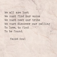 love is our way naked soul tribe