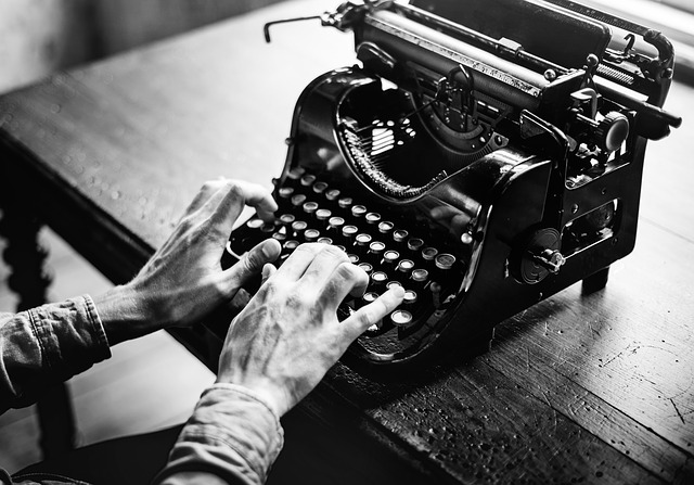 Typewriter naked soul blog_PD