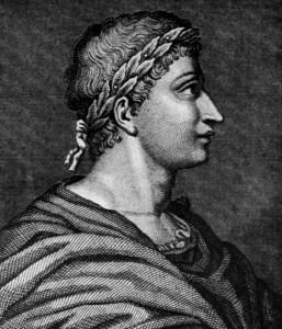 Ovid headshot erotic poet