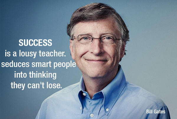 bill-gates-success quotes how to meet