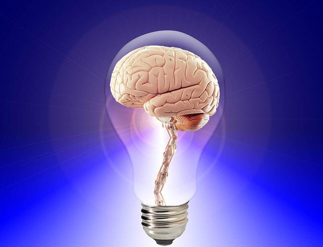 brain-turn on the light