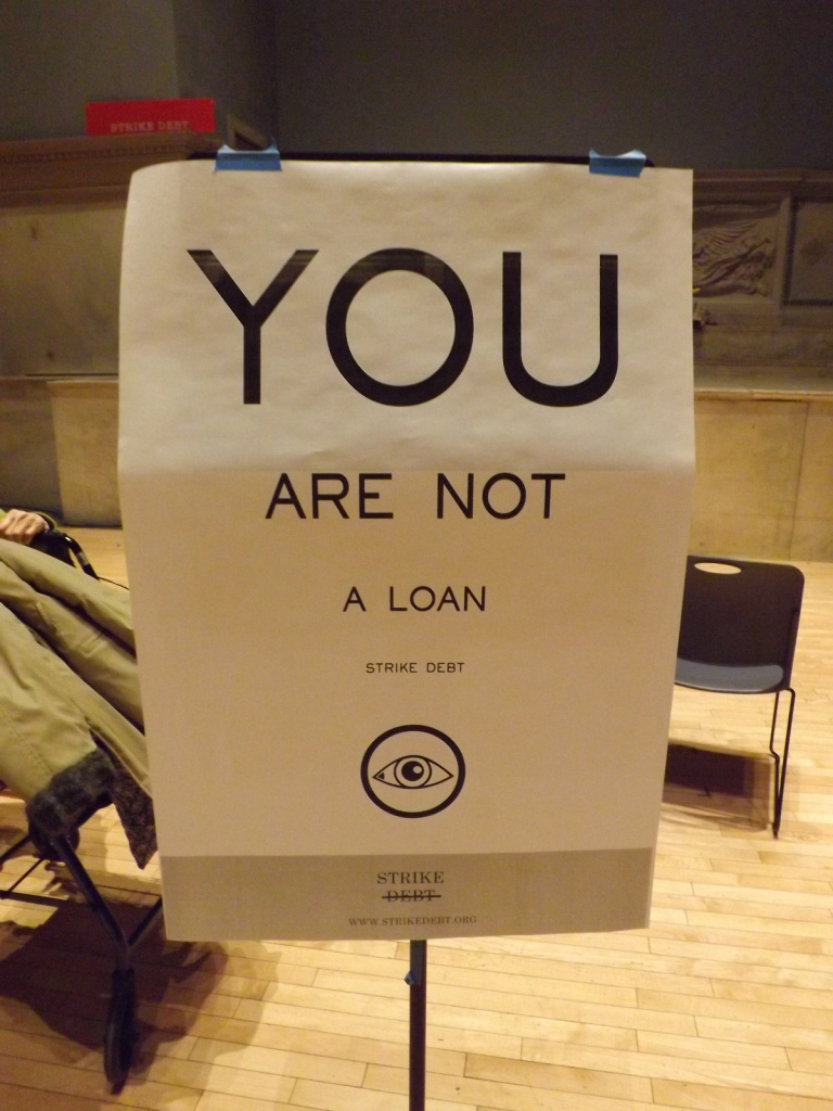 you are not a loan