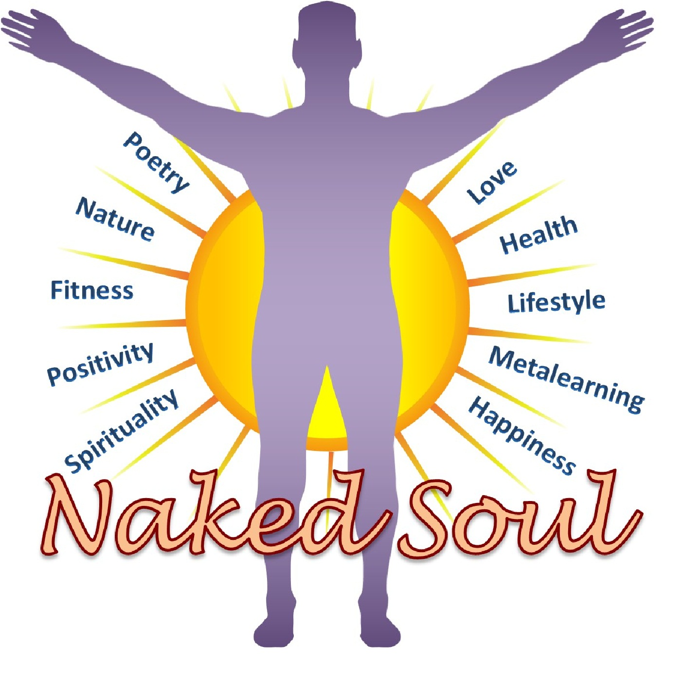 naked soul meaning