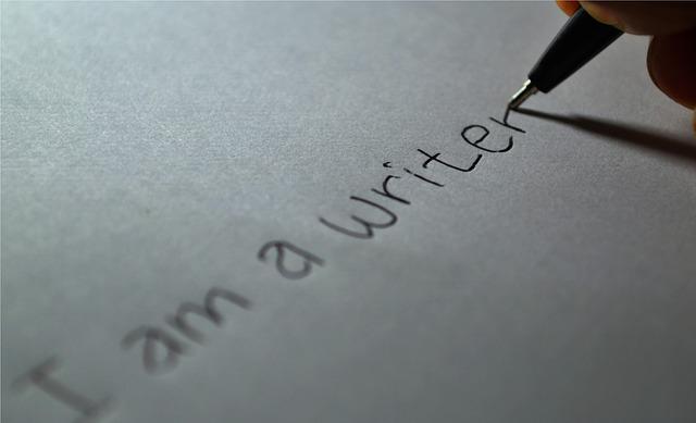 I am a writer, I am naked soul
