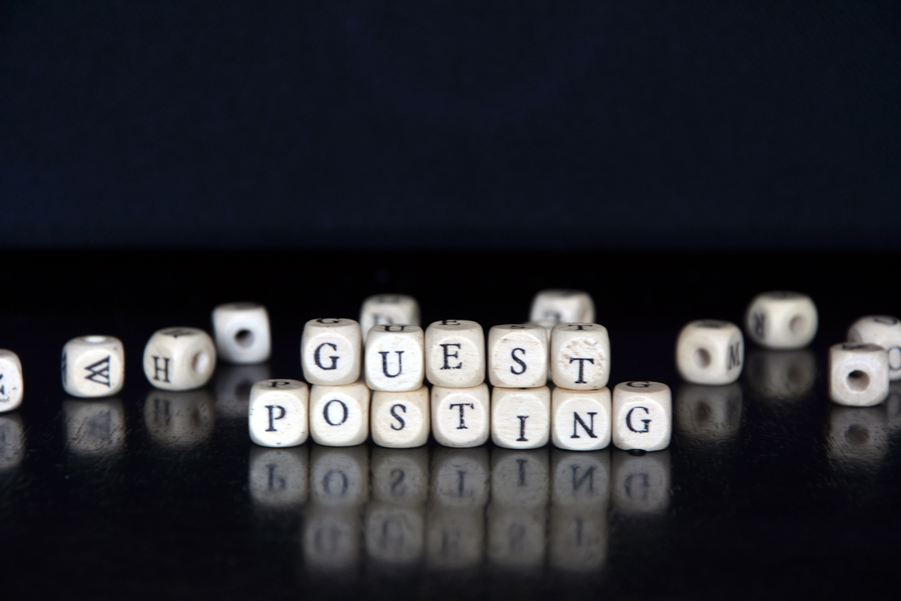 guest posting is key to fast blog growth
