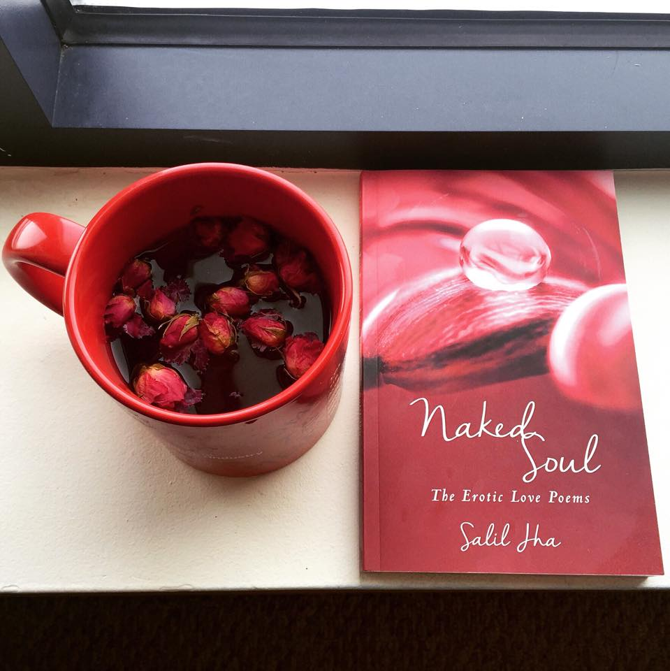 Amazon Bestselling Poetry Book – Naked Soul: The Erotic Love Poems