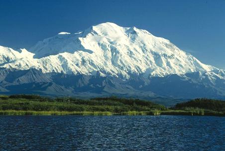 Mount Denali - Mt. McKinley
