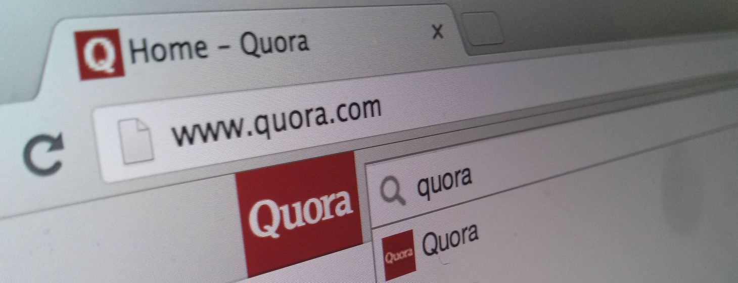 Top Quora Writer. A question and answer website and my role on it