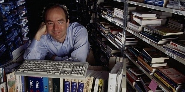 Jeff Bezos early years of Amazon