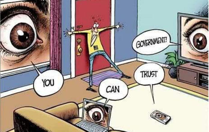 No privacy in future. No personal privacy in future. No social media privacy in future