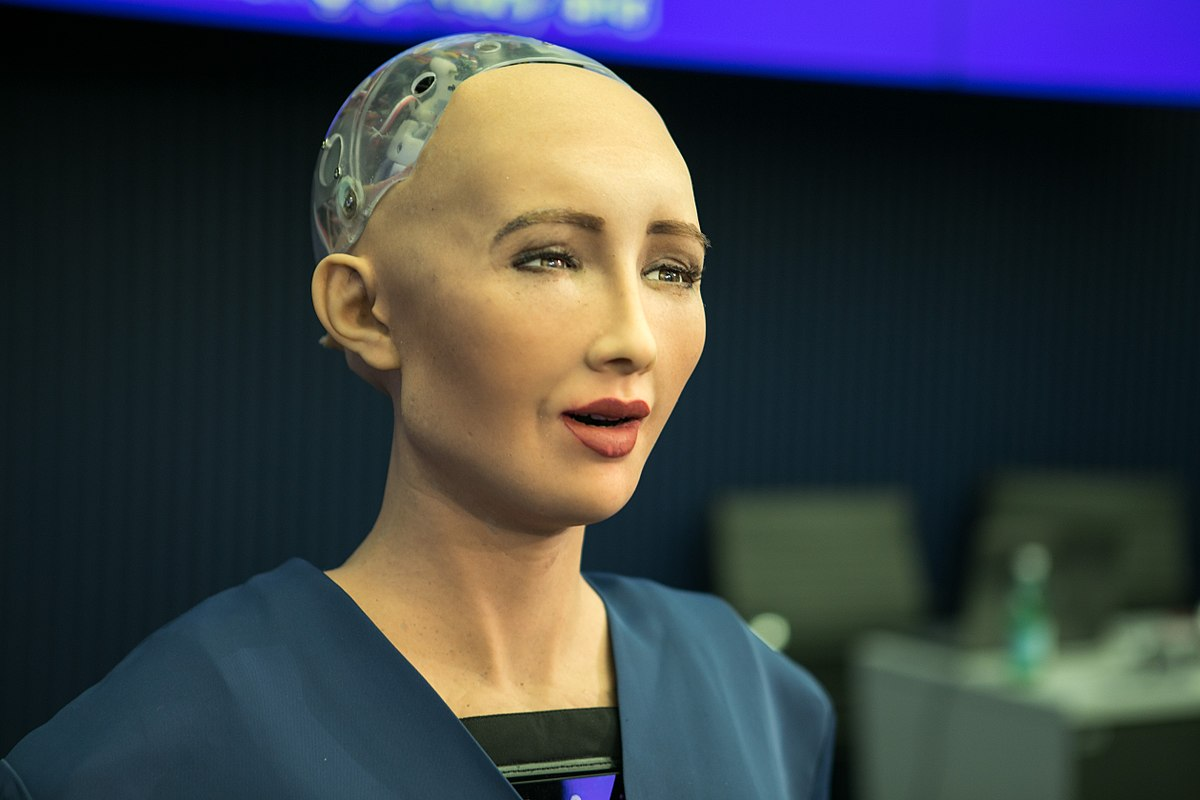 Sophia is an AI robot or a Robot worker. This is the future of work, a world moving towards more and more self-managing doers.