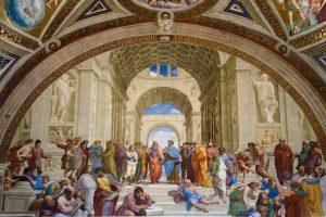 Vatican_Aristotle Plato_PD